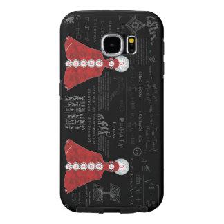 Galáxia S6 de Samsung dos Kindred Capas Samsung Galaxy S6