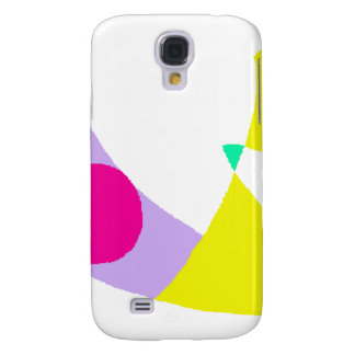 Galaxy S4 Case A banana roxa