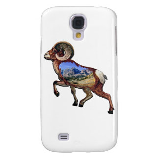 Galaxy S4 Case A rocha e Ramble
