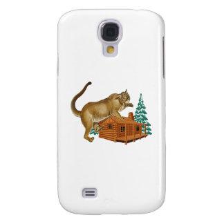Galaxy S4 Case Ataque súbito da cabine