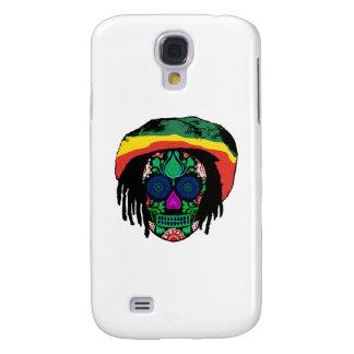 Galaxy S4 Case Daze do crânio