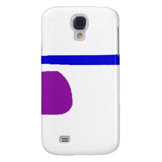 Galaxy S4 Case Horizonte azul