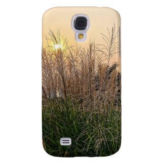Galaxy S4 Case Junco no por do sol