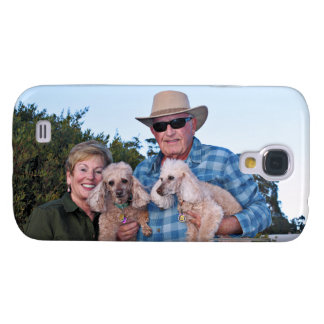 Galaxy S4 Case Lixívia - caniches - Romeo Remy