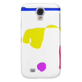 Galaxy S4 Case Na extremidade do corredor