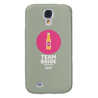 Galaxy S4 Case Noiva Edimburgo da equipe Henparty 2017 Z513r