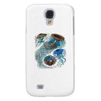 GALAXY S4 CASE O PULSO DO OCEANO