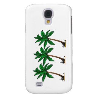 Galaxy S4 Case Palmas de balanço