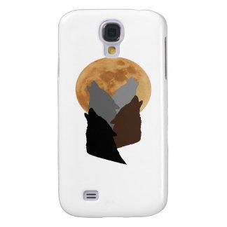 Galaxy S4 Case Pela luz da lua