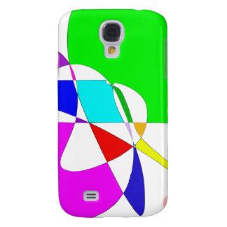 Galaxy S4 Case Pele humana