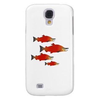 Galaxy S4 Case Reunião dos salmões