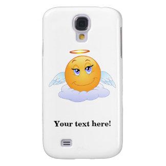 Galaxy S4 Case Smiley do anjo