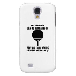Galaxy S4 Case Tensão e design impressionante do ténis de mesa