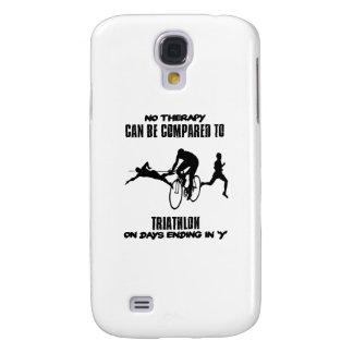 Galaxy S4 Case Tensão e design impressionante do TRIATHLON