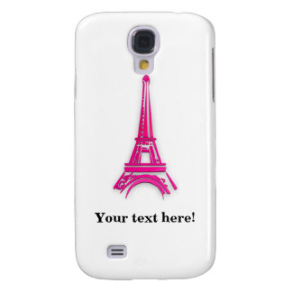 Galaxy S4 Cases 3d torre Eiffel, clipart de France