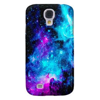 Galaxy S4 Cases A galáxia da nebulosa Stars a caixa feminino da