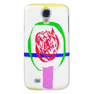 Galaxy S4 Cases A vela e o relâmpago