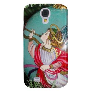 Galaxy S4 Cases Anjo do Natal - arte do Natal - decorações do anjo