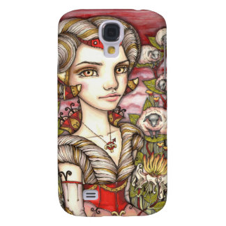 Galaxy S4 Cases Aries