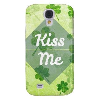Galaxy S4 Cases Beije-me trevo