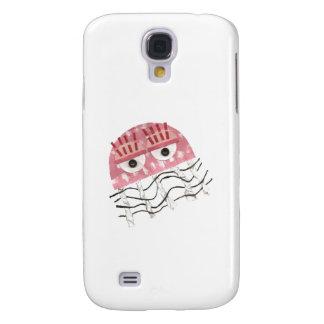 Galaxy S4 Cases Caixa da galáxia S4 de Samsung do pente das medusa