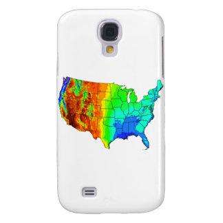 Galaxy S4 Cases Casaco de muitas cores