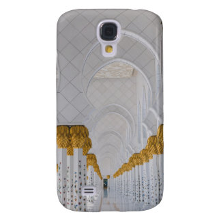 Galaxy S4 Cases Colunas do Sheikh Zayed Grande Mesquita, Abu Dhabi