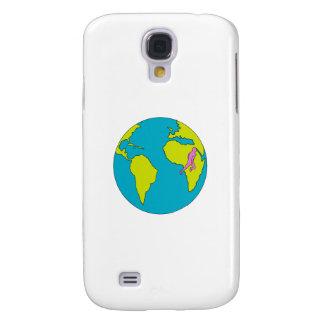 Galaxy S4 Cases Corredor de maratona que funciona Ámérica do Sul