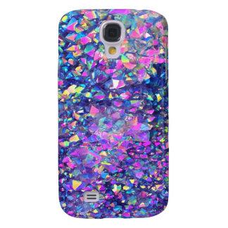 Galaxy S4 Cases Cristais da bolha de Falln
