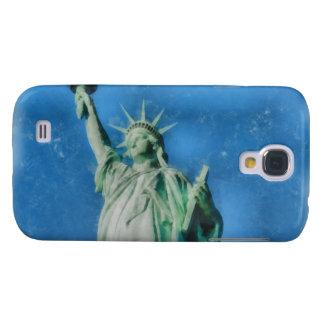 Galaxy S4 Cases Estátua da liberdade, pintura das aguarelas de New