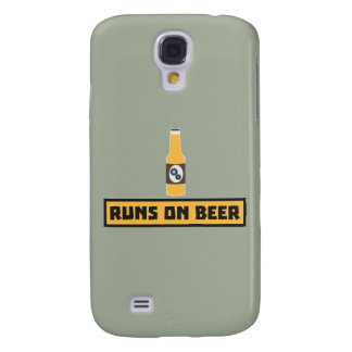 Galaxy S4 Cases Funcionamentos na cerveja Zmk10