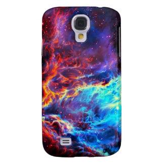 Galaxy S4 Cases Nebulosa composta da estrela da cor imponente