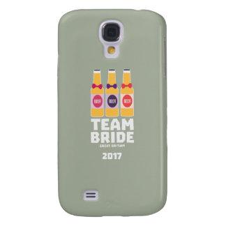 Galaxy S4 Cases Noiva Grâ Bretanha da equipe 2017 Zqqh7