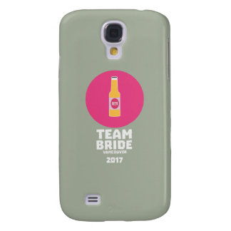 Galaxy S4 Cases Noiva Vancôver da equipe Henparty 2017 Zkj6h