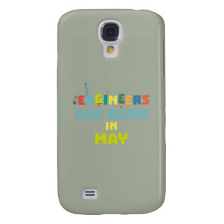 Galaxy S4 Cases Os engenheiros são em maio Z863d nascidos