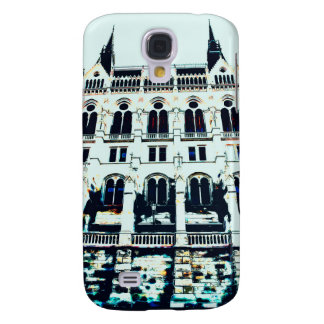 Galaxy S4 Cases Pintura húngara do parlamento