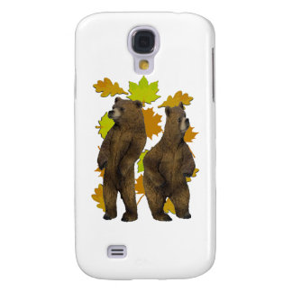 Galaxy S4 Cases Precipitação do outono