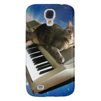 Galaxy S4 Cases teclado do gato