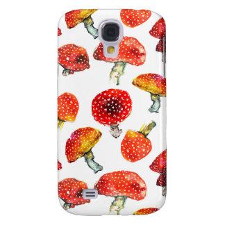 Galaxy S4 Cover A aguarela cresce rapidamente teste padrão bonito