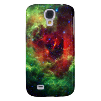 Galaxy S4 Cover A nebulosa cor-de-rosa do Rosette dos unicórnios