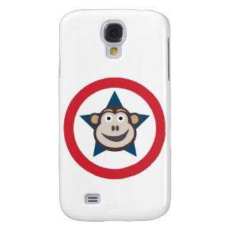 Galaxy S4 Cover Gráfico super do macaco