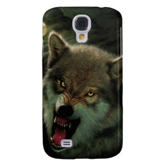 Galaxy S4 Cover Lua do lobo