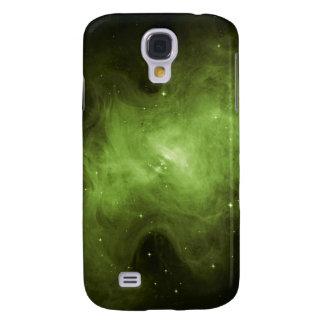 Galaxy S4 Cover Nebulosa de caranguejo, resto do Supernova, luz