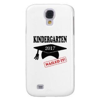 Galaxy S4 Cover O jardim de infância 2017 pregou-o