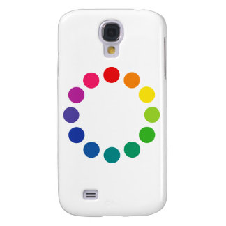 Galaxy S4 Cover 'Roda de cor 2'
