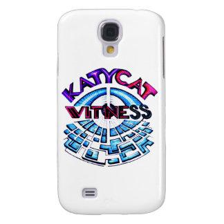 Galaxy S4 Cover Testemunha original da KP KatyCat