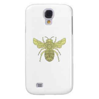Galaxy S4 Covers Bumble a mandala da abelha