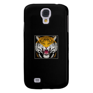 Galaxy S4 Covers Cabeça do tigre