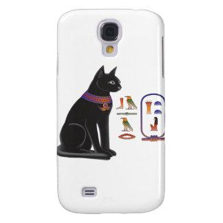 Galaxy S4 Covers Deusa Bastet do gato egípcio
