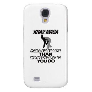 Galaxy S4 Covers esfrie e tendendo o design do maga de Krav